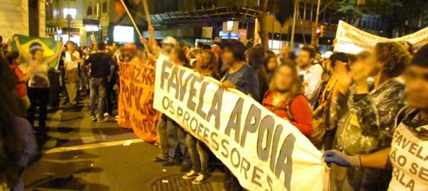 mob favela prof