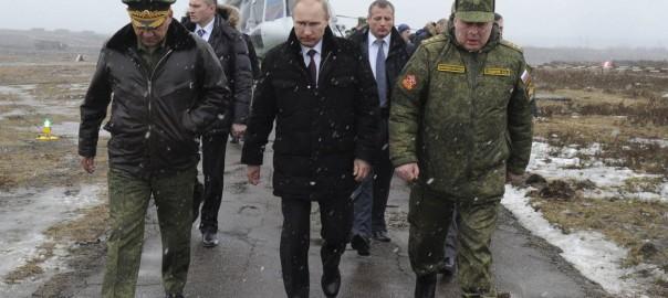 Putin Crise na Ucrânia