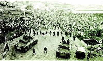 Tanques de guerra CSN 1988