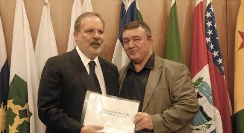 Armando Monteiro MDIC e Paulo Cayres CNM CUT